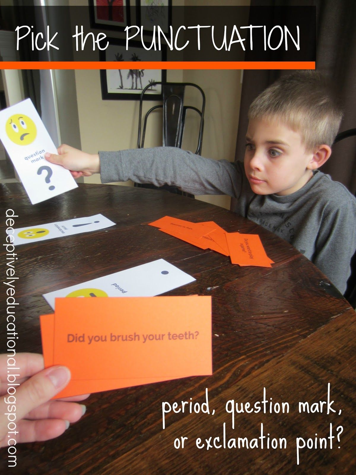 Relentlessly Fun Deceptively Educational Pick The
