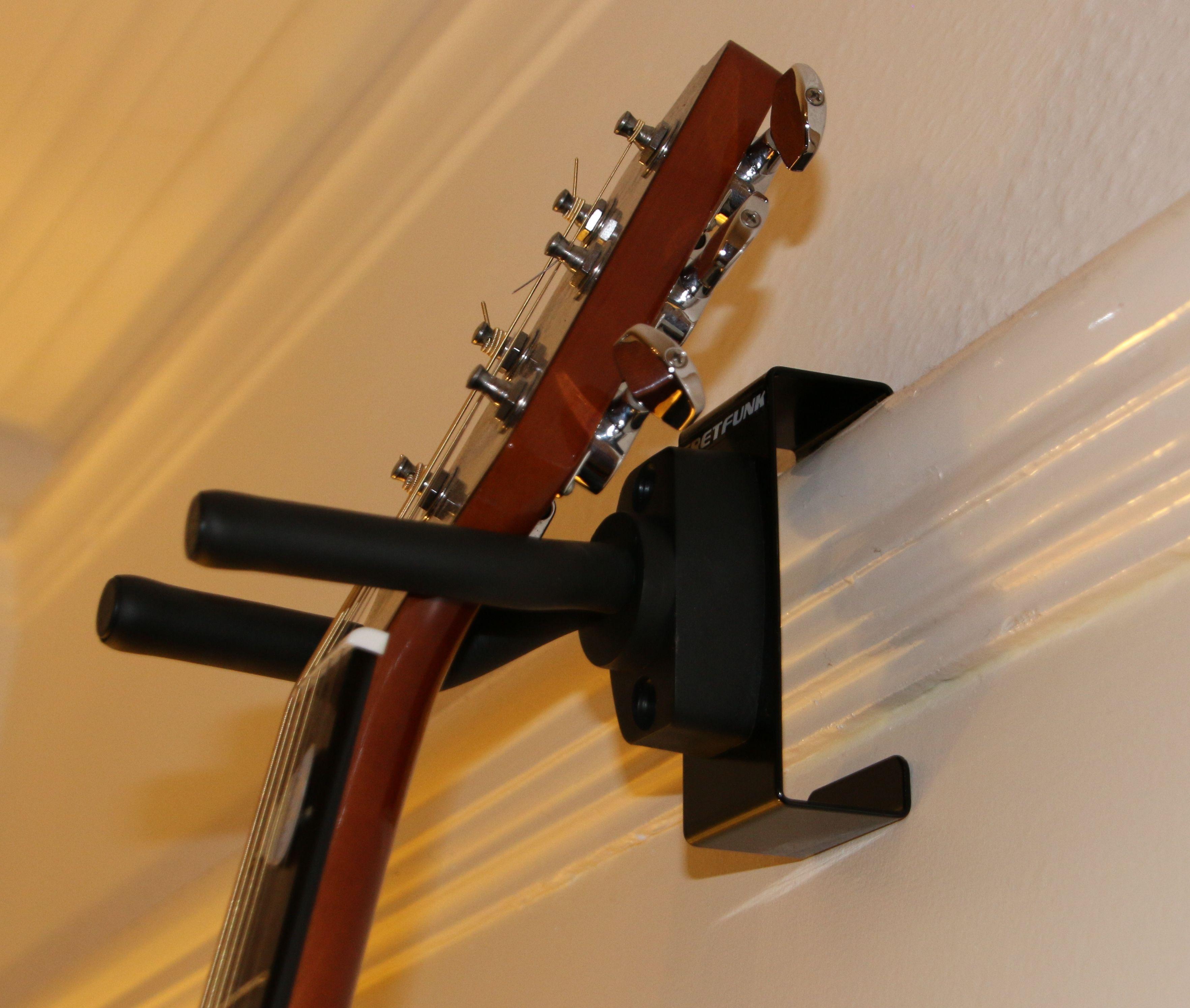 Funky Gear Picture Rail Instrument Hanger Guitar Stuff