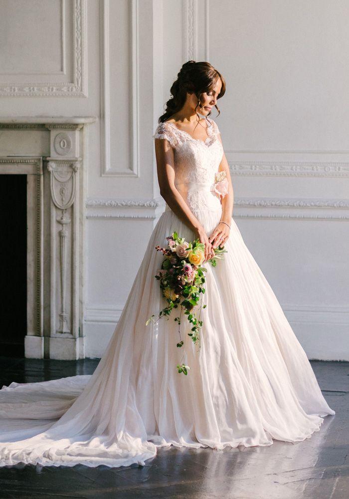 10 Fairytale Wedding Gowns   wedding ideas   Pinterest   Fairytale ...