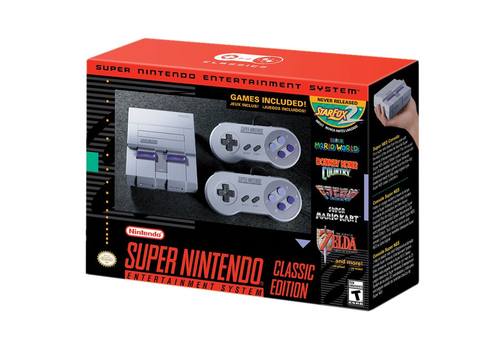 This Season S Hottest Gifts For Everyone On Your List Super Nintendo Nes Classic Mini Nintendo Classic Edition