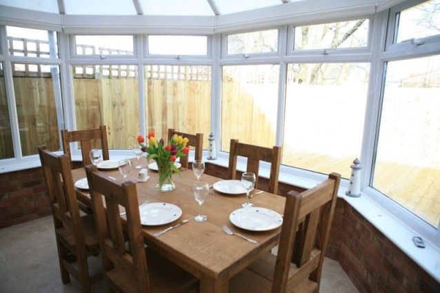 conservatory dining room | Home Decor | Pinterest | Conservatory ...