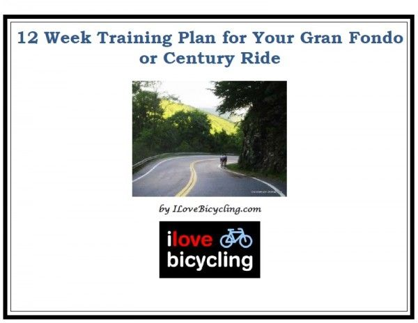 A 12 week training plan that makes you a better all-around cyclist.
