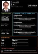 Exemple Cv Ecole De Commerce Cv Words Cv Template Download Curriculum Vitae