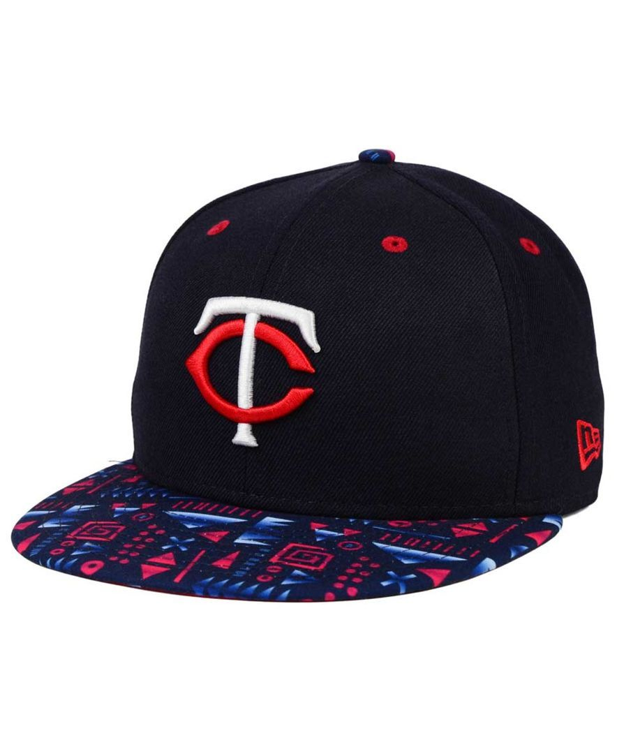 New Era Minnesota Twins Geo 59FIFTY Cap