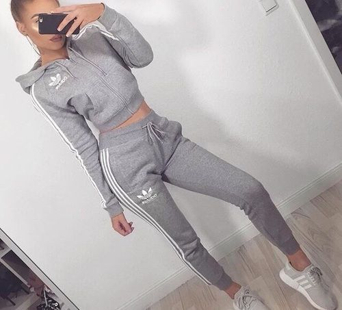 ropa adidas chica