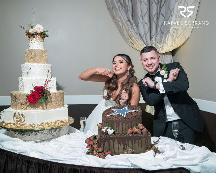 Piazza On The Green Weddings Mckinney Tx Wedding Photographer Ballroom Wedding Reception