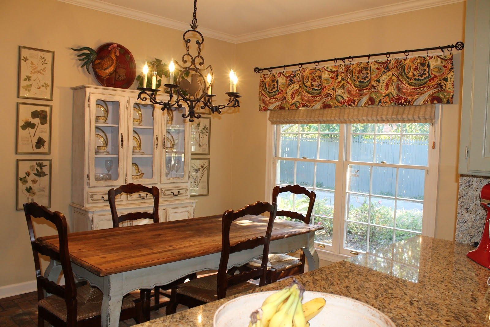 Valance curtains for kitchen google search