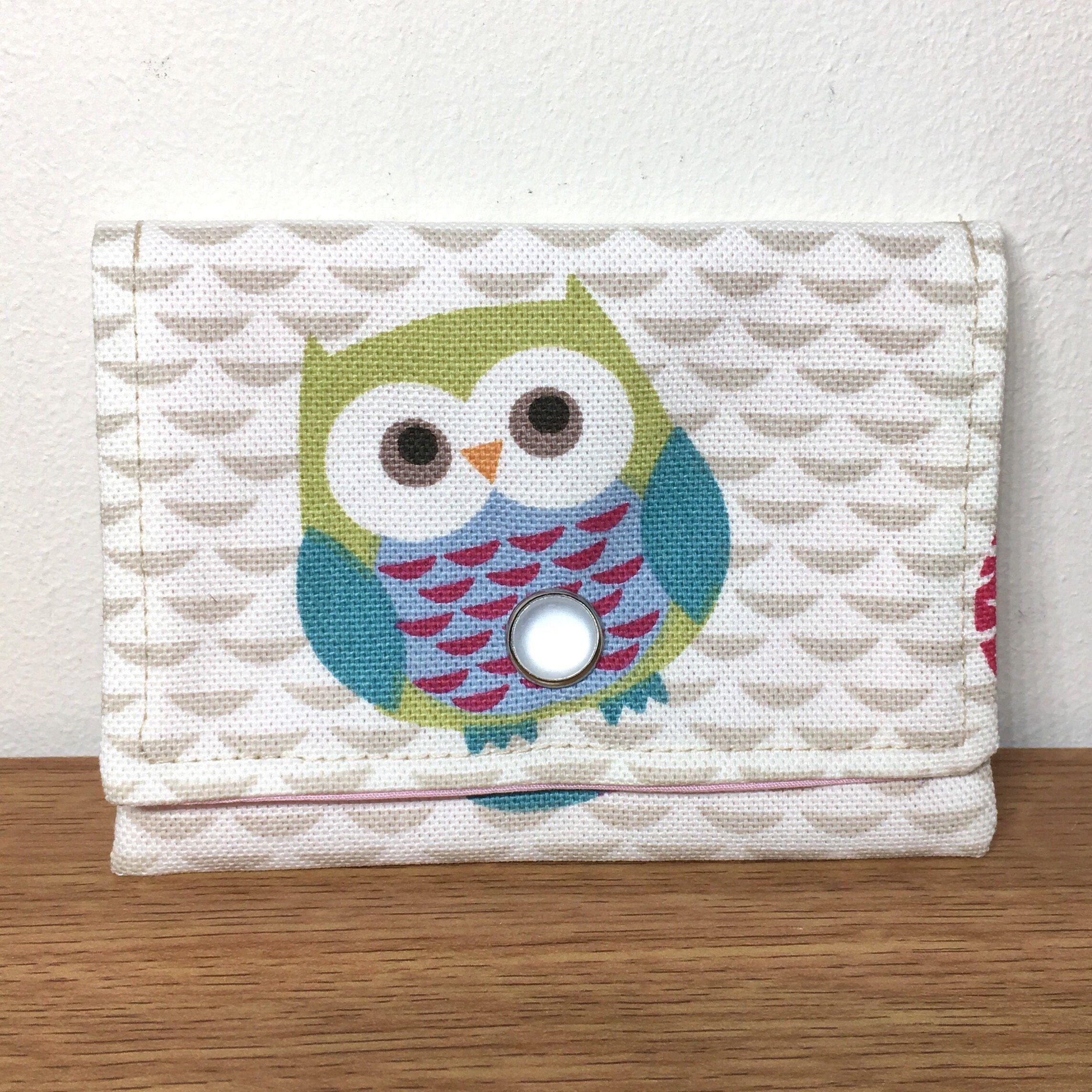Cute little owl snap closure purse handy for keeping change bank cute little owl snap closure purse handy for keeping change bank cards and business colourmoves