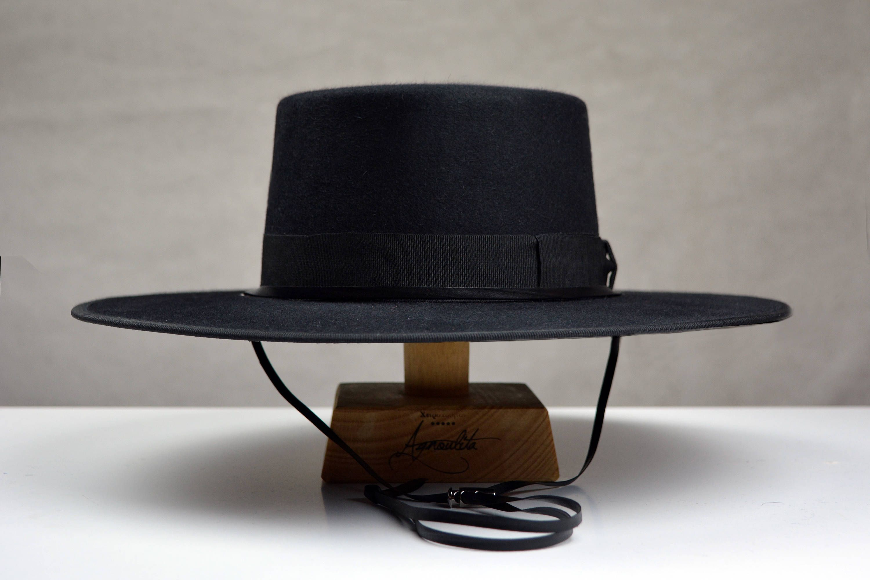 It became famous as the hat of the Zorro. Today serves as a charming  addition 763fccdb3a4