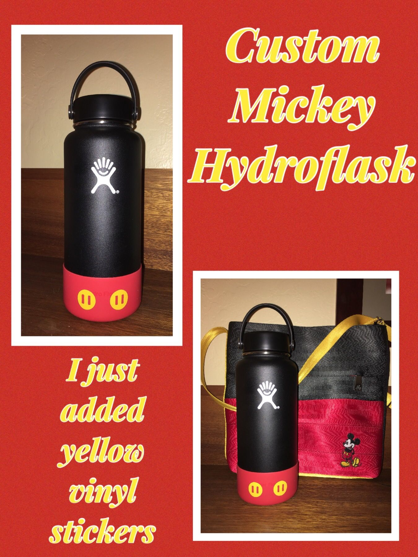Hydro Flask Stickers Custom Decals For Your Hydroflask