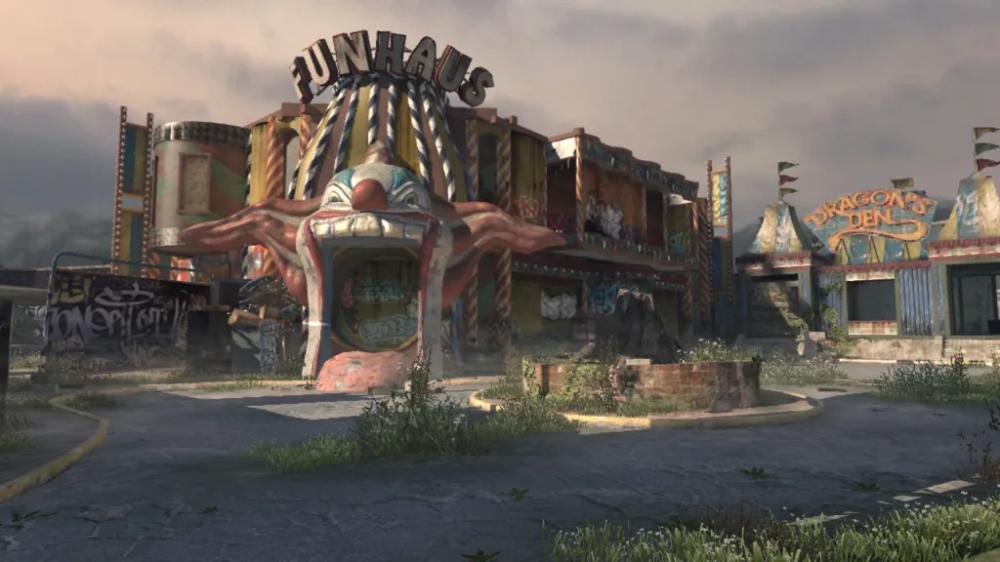 Carnival Modern Warfare 2 Call Of Duty Maps Mw2 Modernwarfare2 Cod Callofduty In 2020 Modern Warfare Warfare Infinity Ward