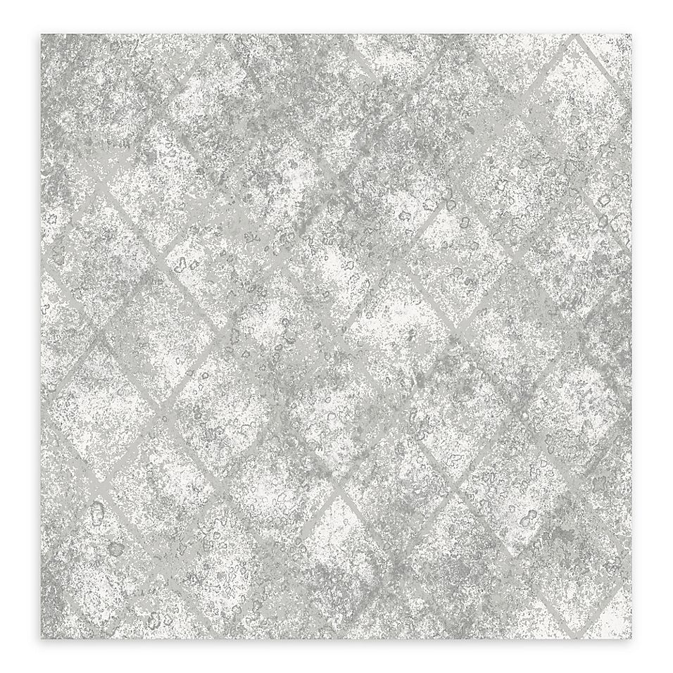 A Street Prints Mercury Glass Wallpaper Bed Bath Beyond In 2020 Metallic Wallpaper Classic Wallpaper Brewster Wallcovering