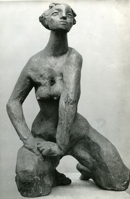 Alina Szapocznikow, monument to the burned city / pomnik dla spalonego miasta on ArtStack #alina-szapocznikow #art