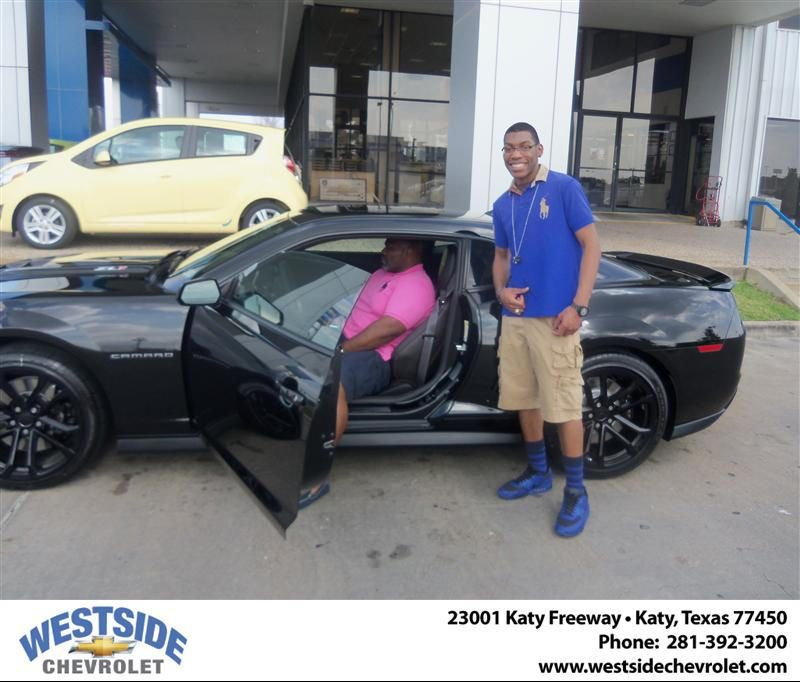 #HappyBirthday to Quinton  Converse from Jackson Terard at Westside Chevrolet!