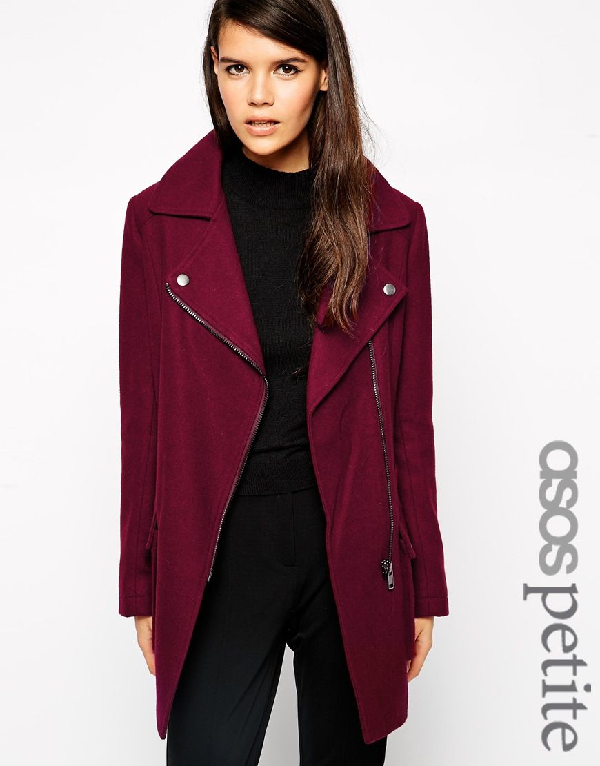 17 Best images about Coats on Pinterest | Lucy liu, Zara and Biker ...