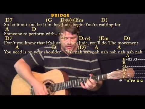 Down in the River to Pray - Strum Guitar Cover Lesson in G with ...