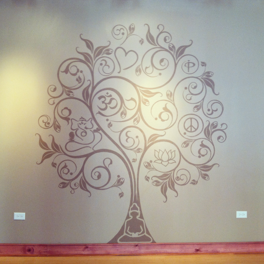 love the symbols in the tree part of the next tattoo idea just tree of life i love what it symbolizes i saw this in ireland and loved it i got my aunt a necklace and she made me a painting of it for christmas