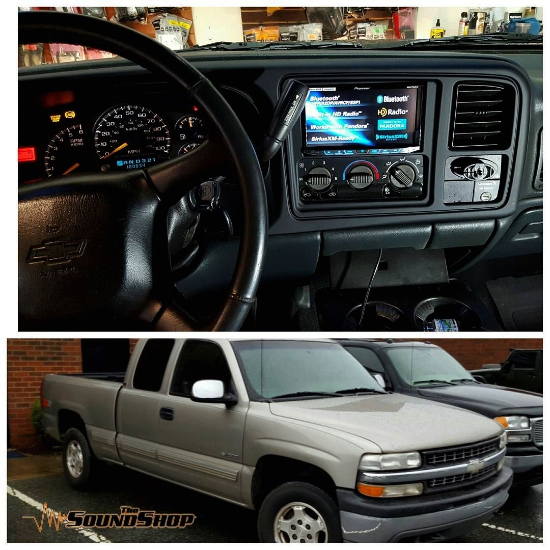 hight resolution of do you have an 99 02 nbs gm truck and want a double din