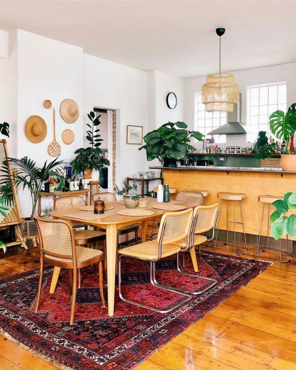 20+ Inspiring Bohemian Dining Rooms Ideas We Love in 2020 ...