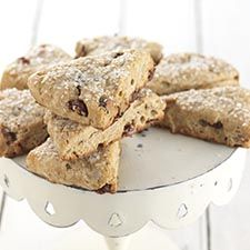 Cranberry-Orange Scones
