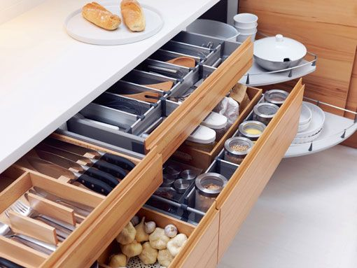 Gaveteros para utensilios cocina ikea l o pinterest for Utensilios de cocina ikea