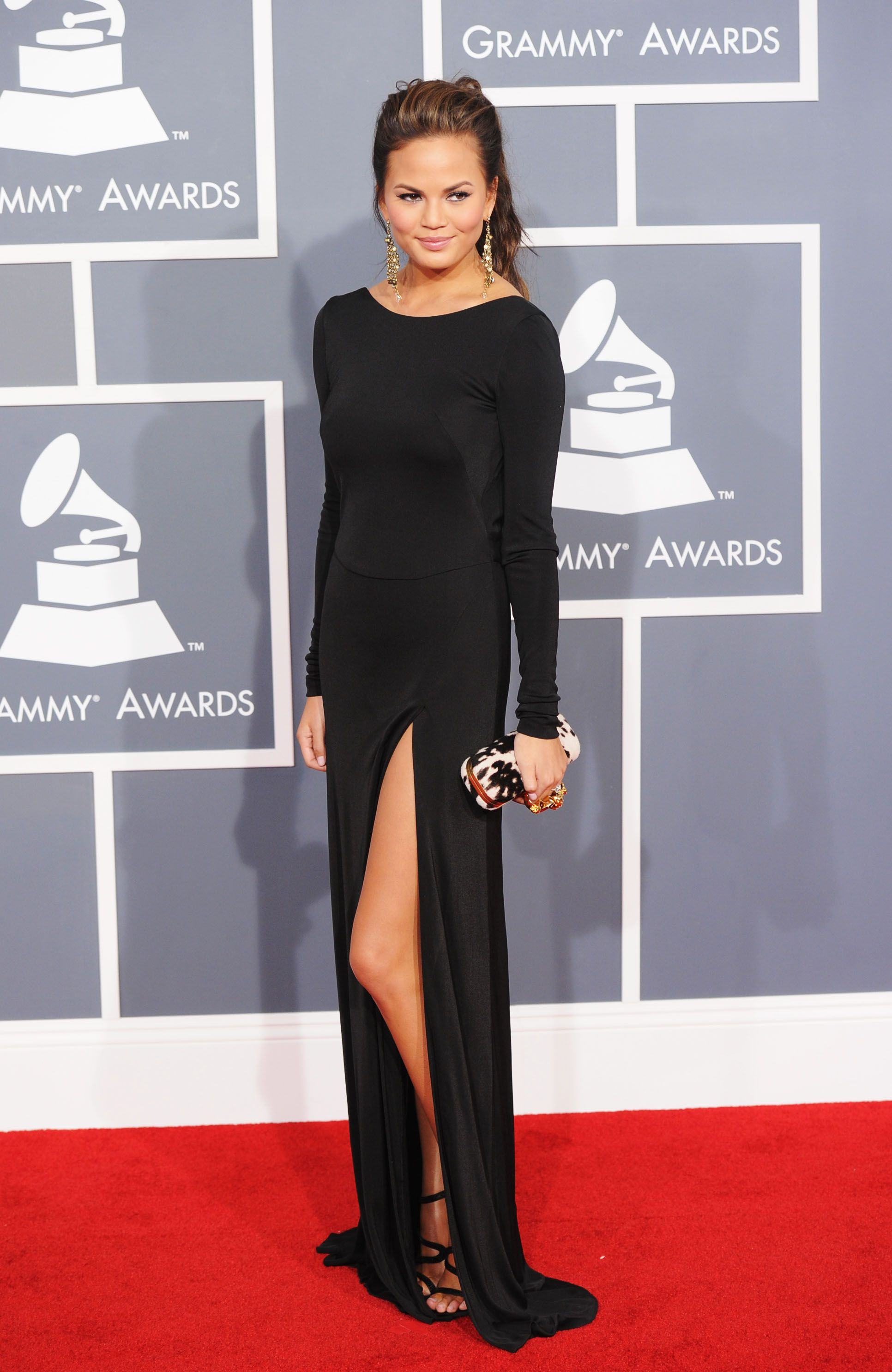 Best looks chrissy teigen ats february and annual