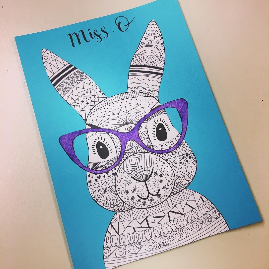 Fun Easter Bunny Craft Template Teaching Resource Teach Starter
