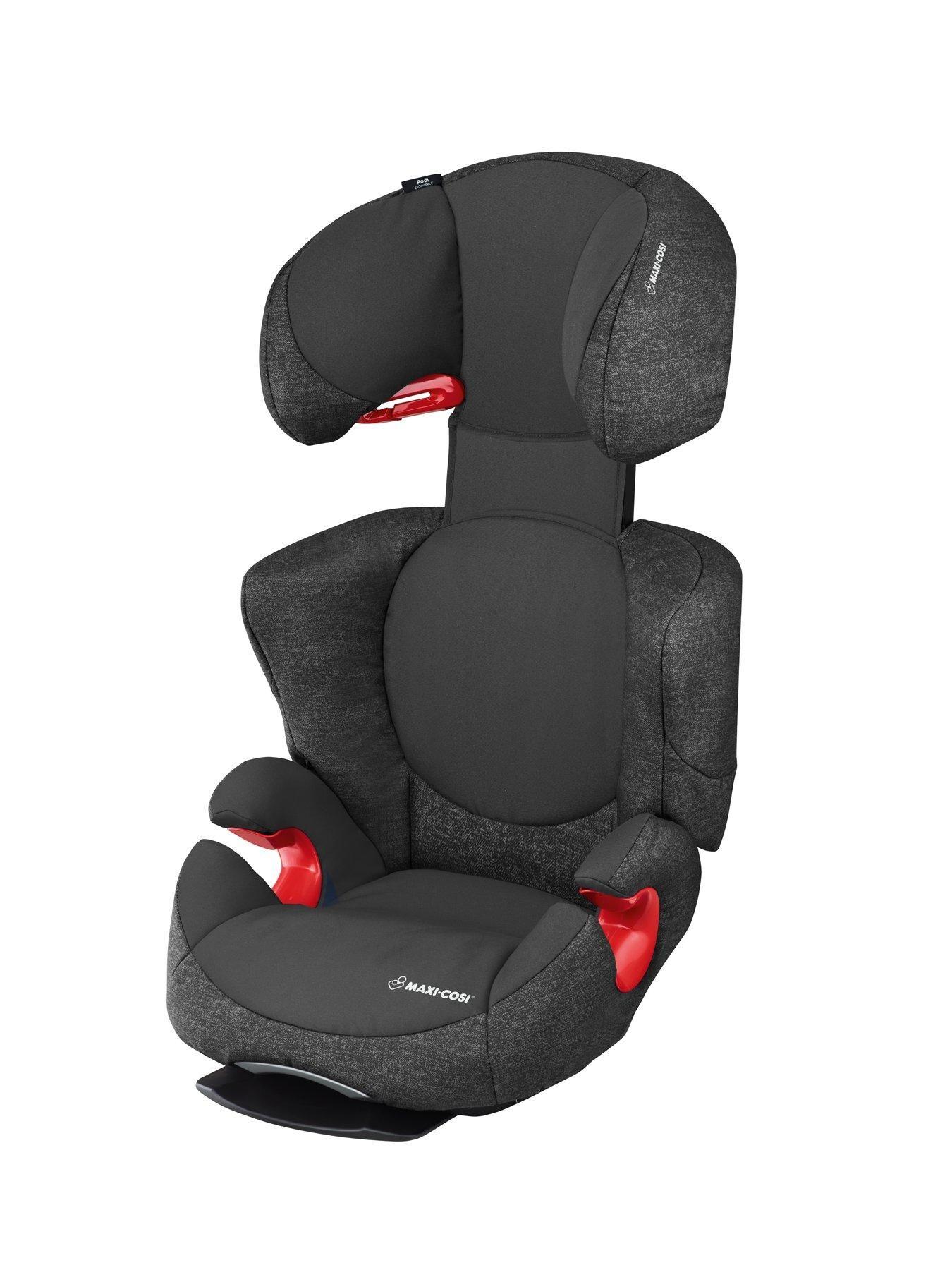 Maxi Cosi Rodi Air Protect Car Seat Group 23 Sparkling Grey Parkling Grey Car Seats Baby Car Seats Kids Booster Seat