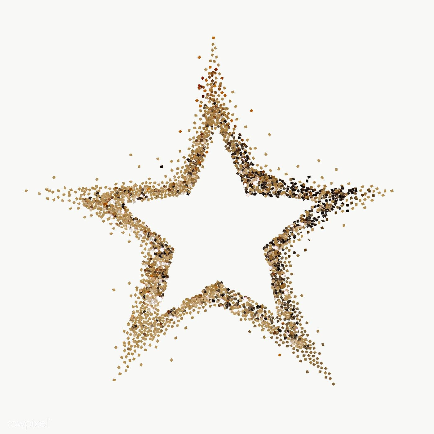 Download Premium Png Of Shiny Dusty Gold Star Transparent Png 2040282 Gold Stars Vector Background Pattern Star Illustration