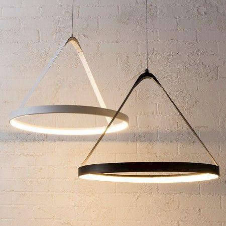 Led pendant light black modern by dwell magazine target