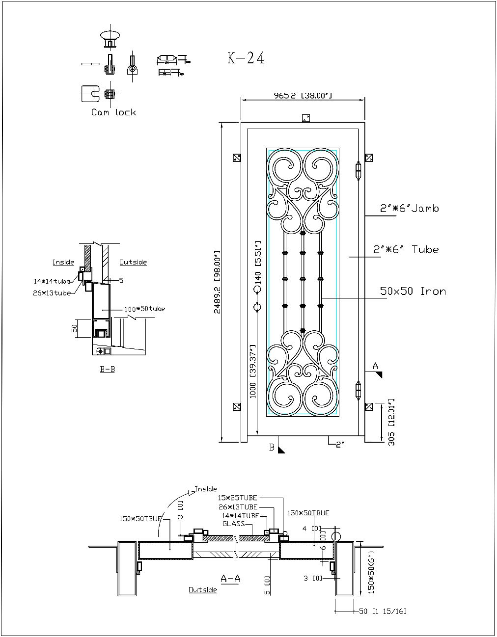 Pin De New York Stair And Rail Design En Single Doors Designs