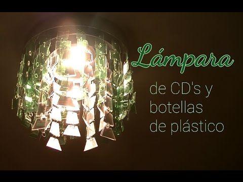 Colgante YouTube Lampara RevistasChuladas Creativas de n0PwXO8k