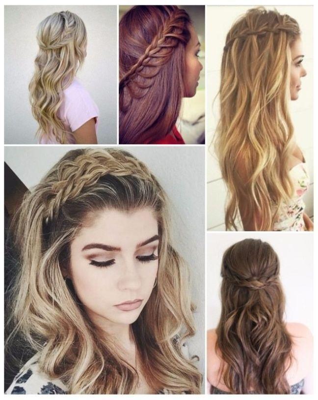 12 Peinados Para Cabellos Con Ondas Y Rizados Gaby
