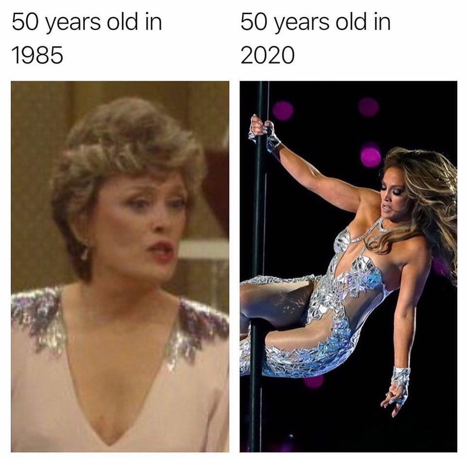 Holographic Kiss On Instagram What True As Times Change 50 Years Old In 1985 50 Years O Funny Tweets Celebrities Funny Relatable Memes