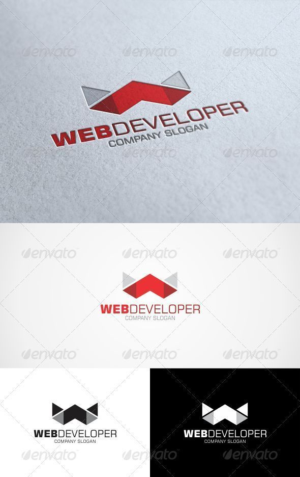 Item Not Available Developer Logo Web Development Logos