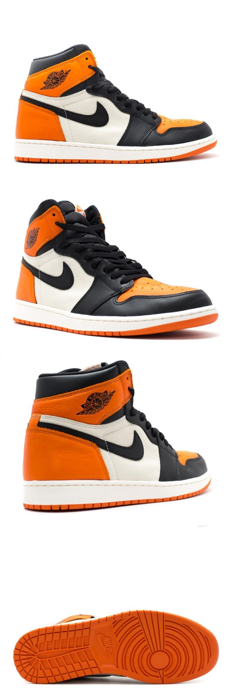 "2020 的 Air Jordan 1 Retro High Og ""shattered Backboard"
