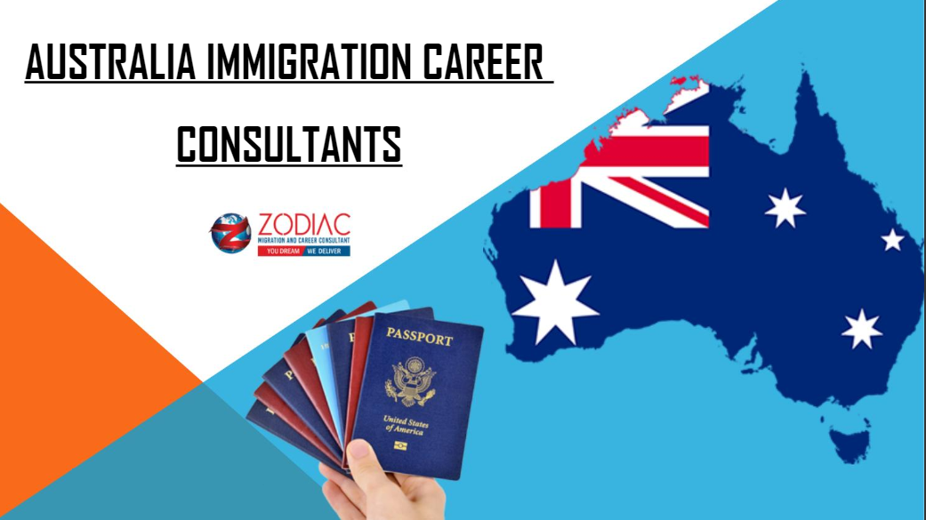 Zodiac Migration And Career Consultant Is A Platform To Provide The All Immigration Services To An Applican Career Consultant Australia Immigration Immigration