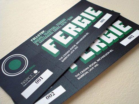 ticket design The Instigator Experience (Details/Speakers