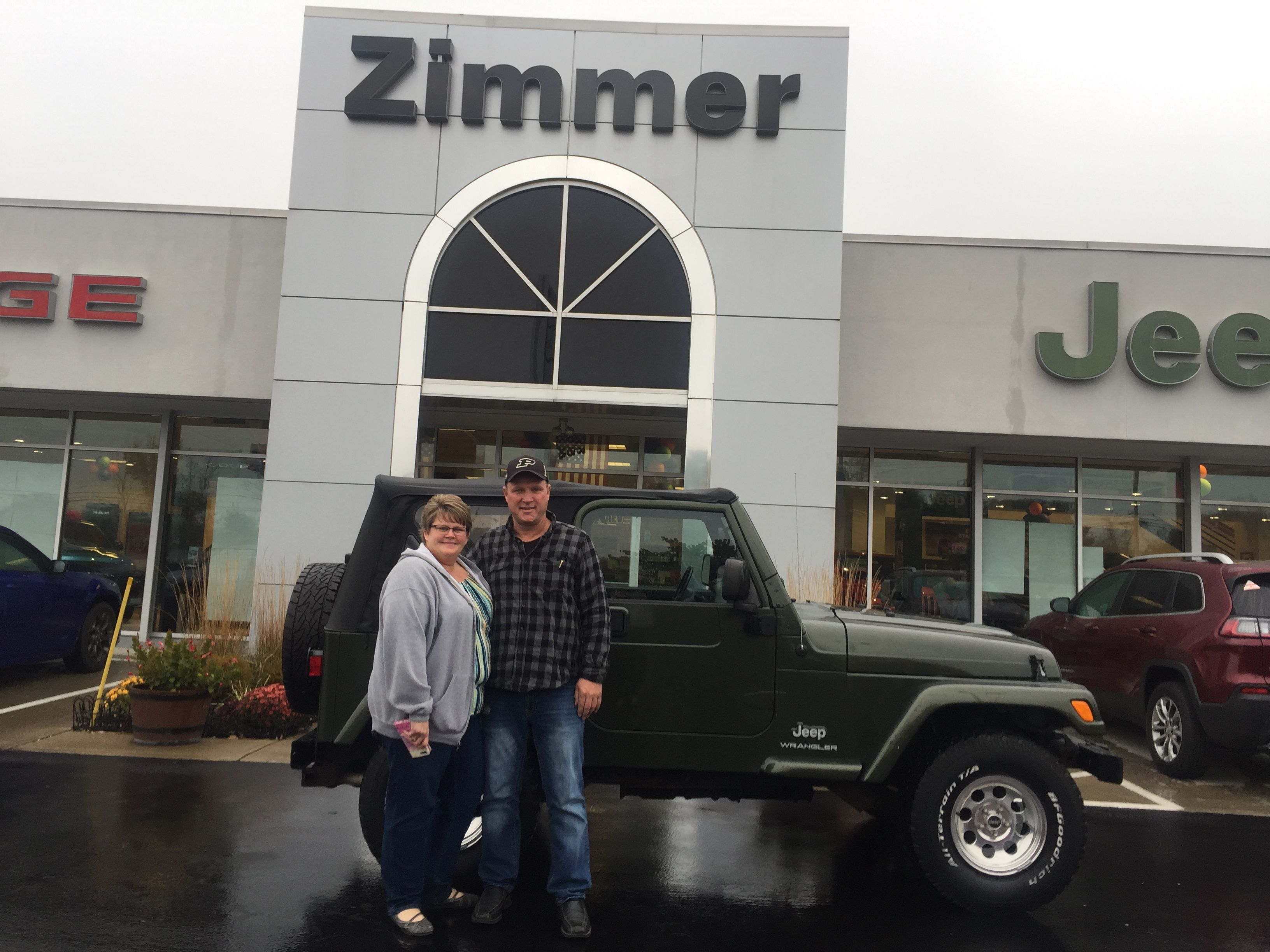 The Kempfers Were Looking For An Older Jeep Wrangler And Drove A Few Hours Away To Buy This 2006 Wrangle With Images Jeep Wrangler X 2006 Jeep Wrangler Chrysler Dodge Jeep