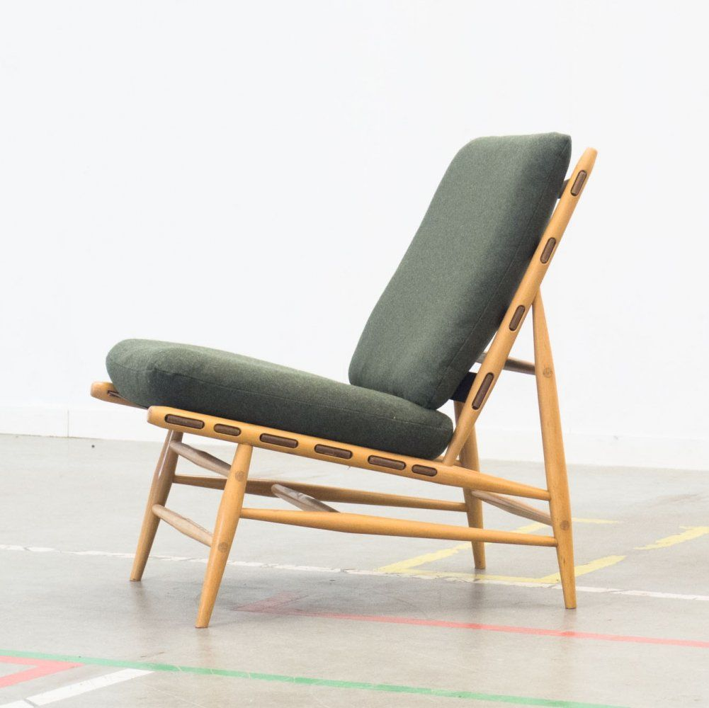 Model 427 Lounge Chair By Lucian Randolph Ercolani For