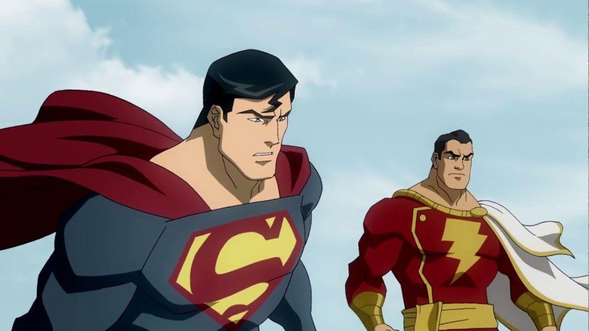 Shazam rivelato il cameo che non vedremo mai di superman
