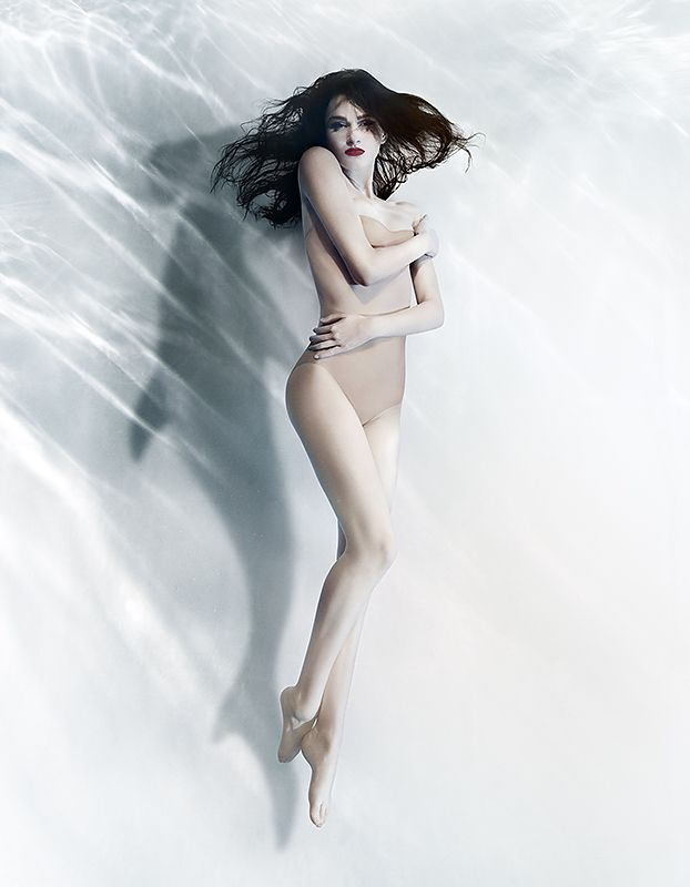 And thought. Nude girls underwater naked completely agree
