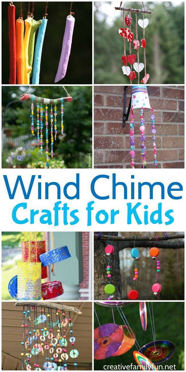 Wind Chime Crafts for Kids – Creative Family Fun