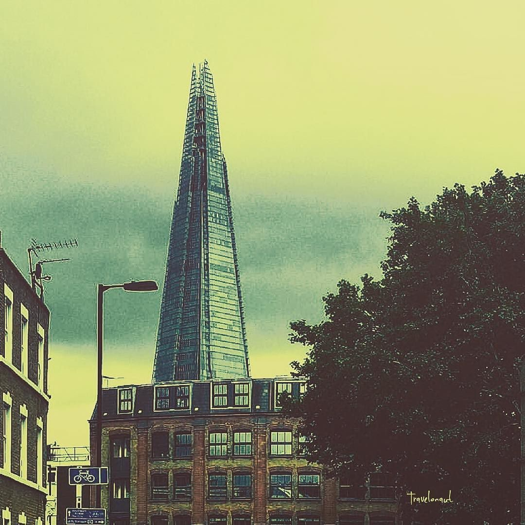 Tallest building in uk