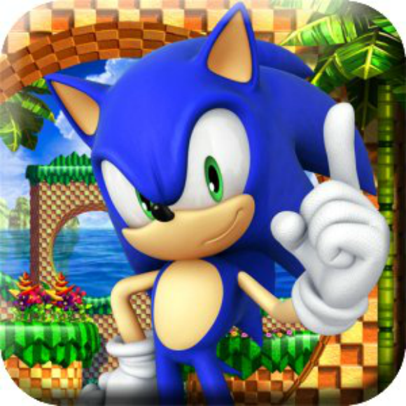 Sonic The Hedgehog 4 Episode I for Android FREE! Apps