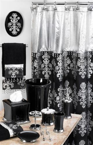 My Bathroom Shower Curtain And Accessories Can T Wait For Them