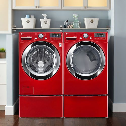 Lg Ultra Large Capacity Steam 4 3cuft Washer 7 4cuft