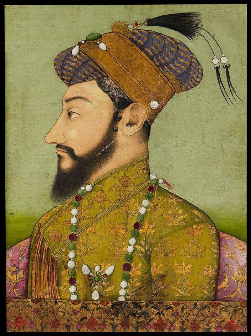 Prince Aurangzeb (front) © Ashmolean Museum, University of ...