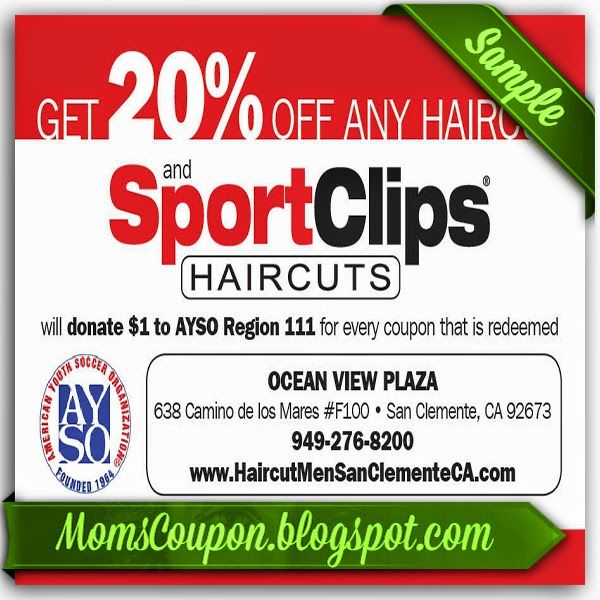 image regarding Sports Clip Coupon Printable named printable Sports activities Clips coupon 20 February 2015 Area