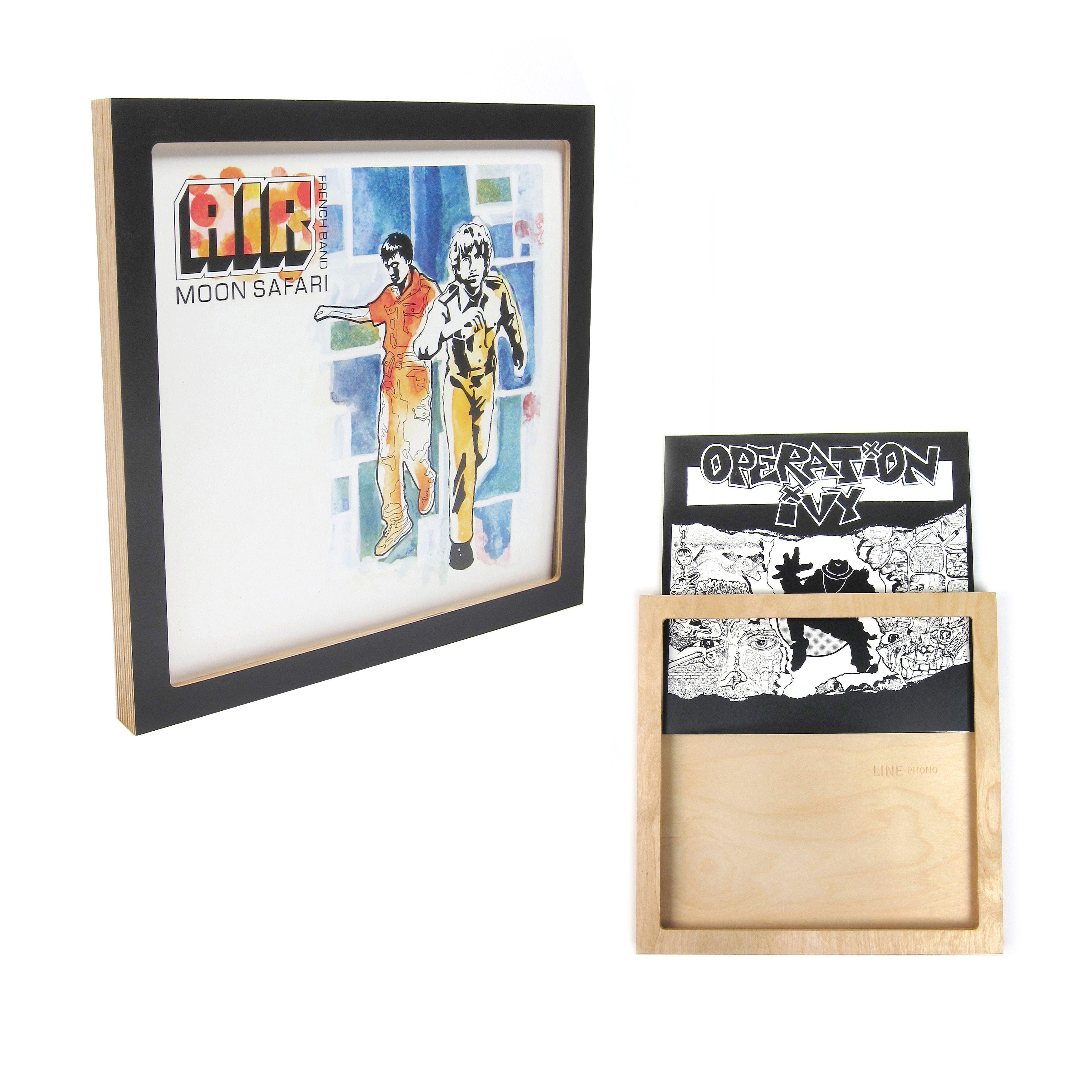 Vinyl Record Frame Display
